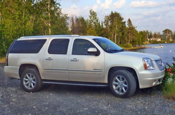 Vehicle Review: GMC Yukon XL Denali