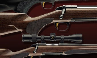 The New Browning X-Bolt
