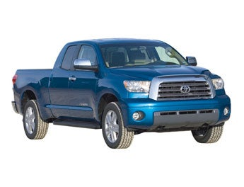 2007 Toyota Tundra Reviewed
