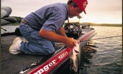 Illinois Cooling Lake Bass