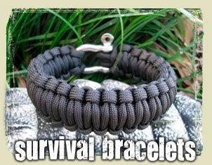 Cool Gear: Survival Straps