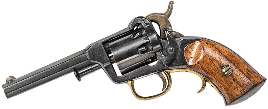Beals First Model Pocket Revolver
