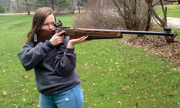 Q&A with Annabelle Stanec, the Teen Who Won a National Shooting Title