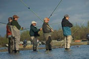Spey Casting: Fly Fishing the Northwest Way