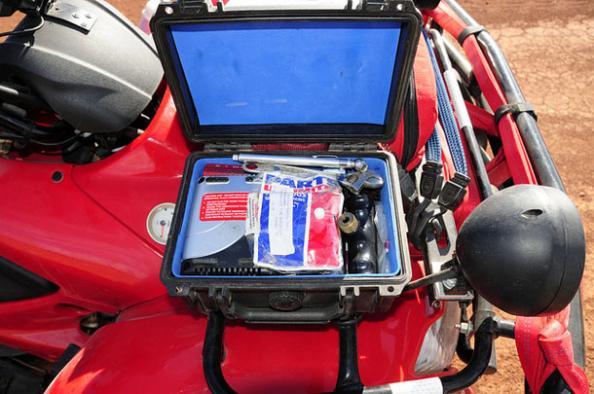 ATV Maintenance: Find the Perfect Tire Pressure
