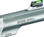 New Trail Gun: Ruger SP101 .22