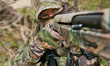 Turkey Hunting: Long Shots and Precision Shooting for Gobblers