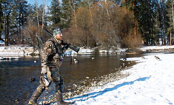3 Tips for Winter Waterfowl Hunters