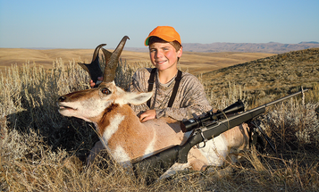 Public-Land Pronghorns: Where and How to Hunt Antelope on a Budget