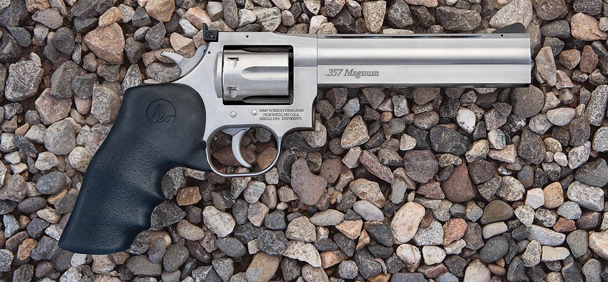 Gun Test: Dan Wesson 715 Revolver