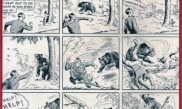Bear Hunt — Barehanded