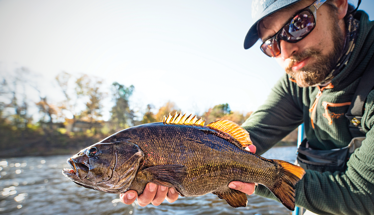 wilderness fishing destinations, fishing away from crowds, out-of-the way fishing spots, fishing off the beaten path, smallmouth bass, largemouth bass, brook trout, brookies