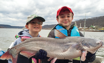 How to Fish for and Catch Catfish Near Low-Head Dams
