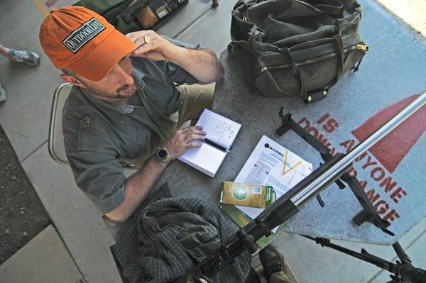 Riflescope Drop Test