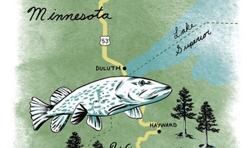 Best Road Trips for Outdoorsmen: Eau Claire, WI to Ely, MN