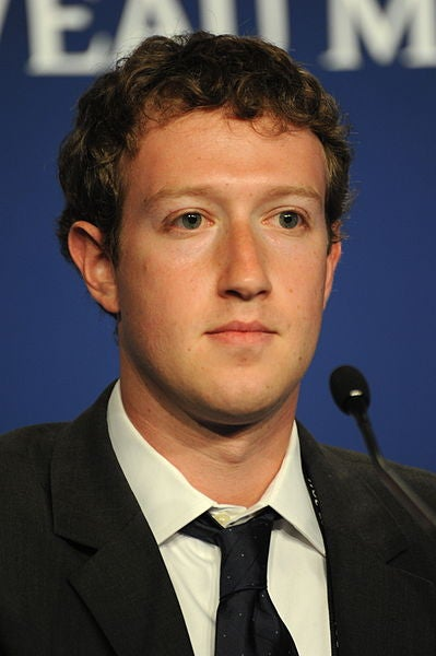 Facebook Founder Mark Zuckerberg Vows to Only Eat What He Kills
