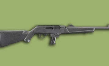 The Ruger PC Carbine Takedown Rifle