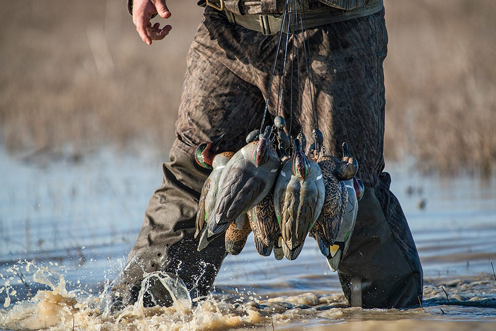 moving decoys to another location