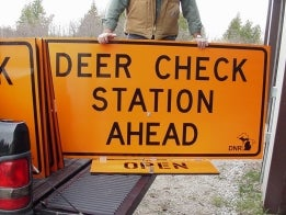Something Rotten In The Deer Woods