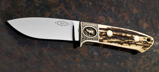 R.W. Loveless: The Grandfather of All Hunting Knives