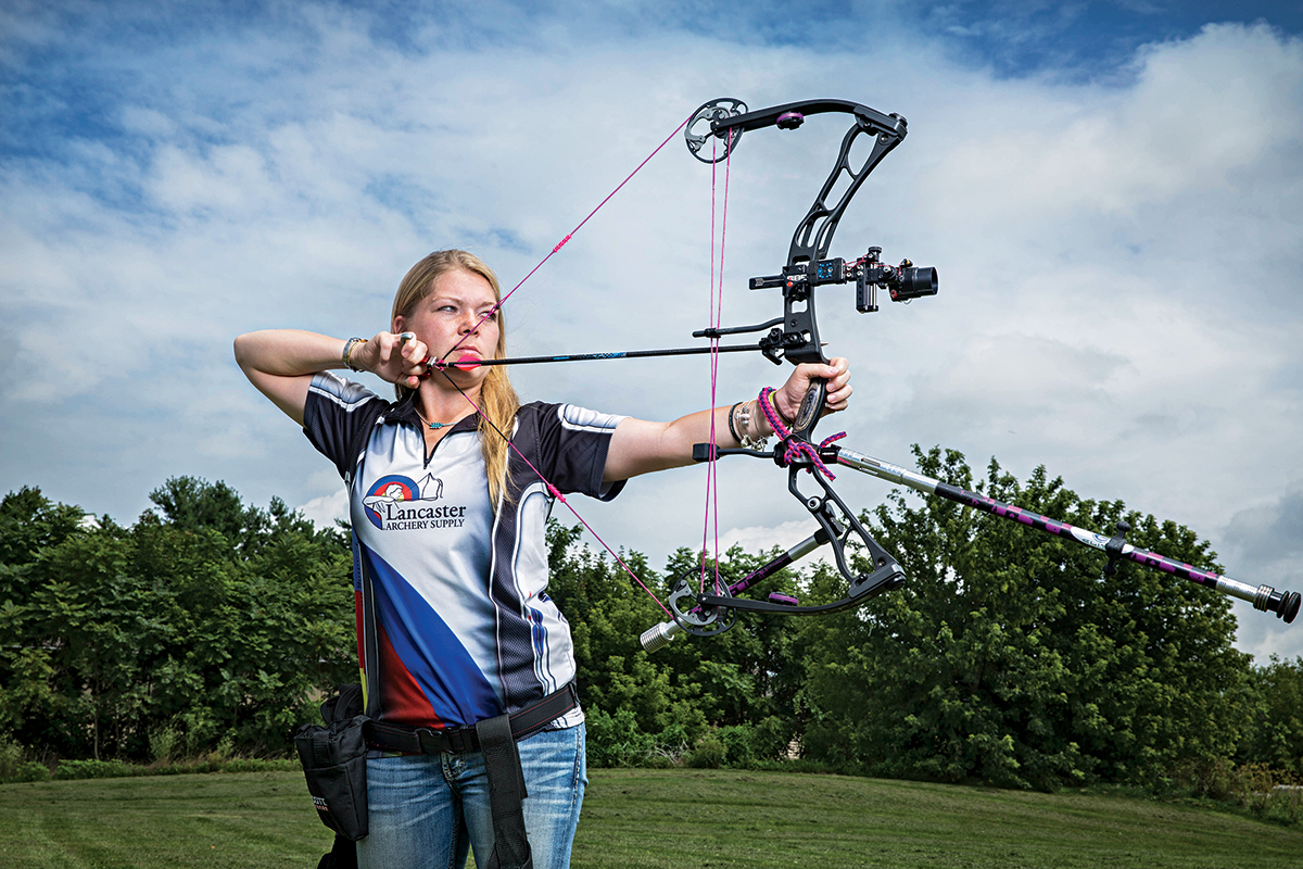 Q&A with Archery Coach and Educator Heather Pfeil