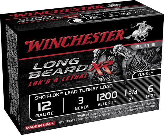 Winchester Long Beard XR: A New Turkey Load Designed for Longer Ranges