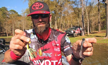 Fishing Tips: Two Lures Anybody Can Catch a Bass On