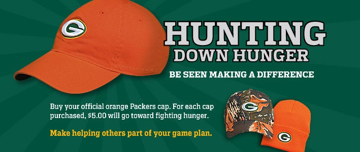 Packers For The Hungry