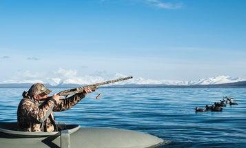 Sea Duck Hunting in Cold Bay, Alaska