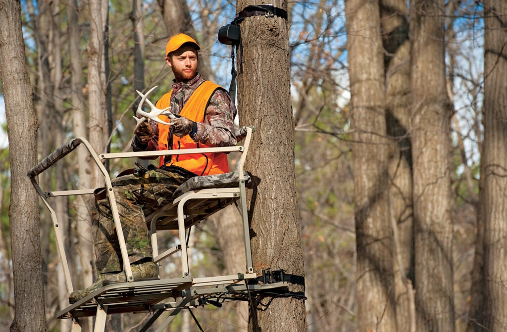 deer hunting tips for tree stand hunting
