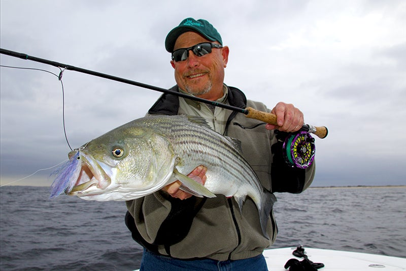 Cast and Blast: Sea Duck Hunting and Striped Bass Fishing in New York