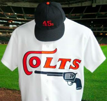 Despite Controversy, Houston Astros to Wear Throwback Colt .45 Jerseys