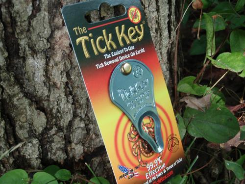 Survival Gear: New Tick Removal Tool