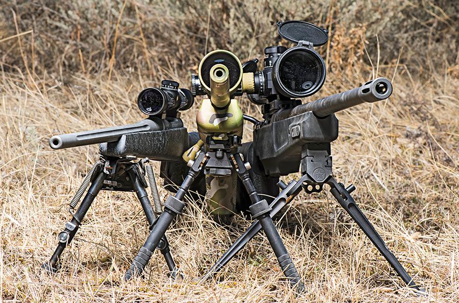 Shooting Gear: We Test 8 Premium Bipods