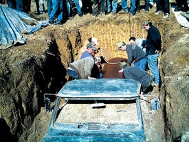 The Burial Truck