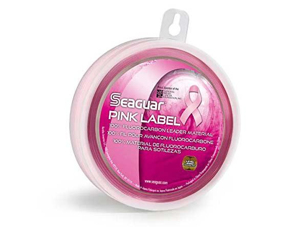 seaguar pink label flourocarbon leader