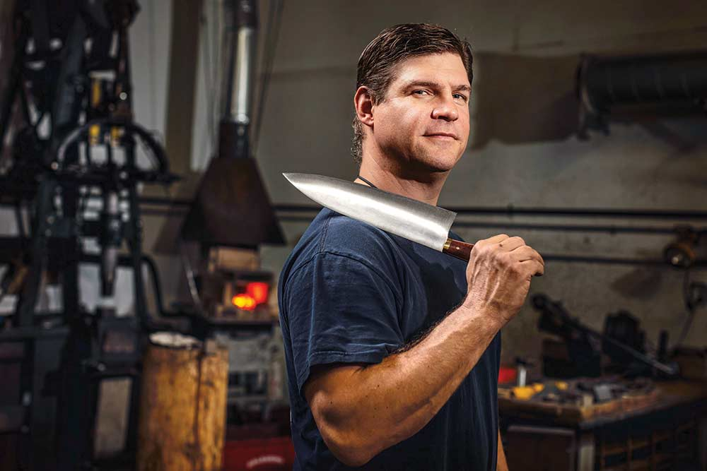 murray carter international pro chef knife crafting