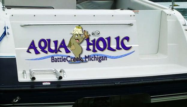 Behold the Aquaholic