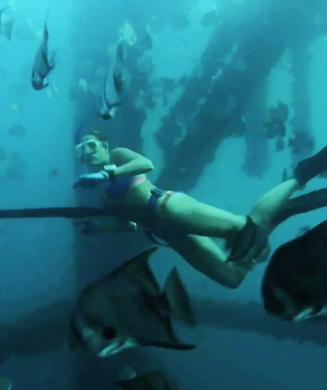Spearfishing: Blue-Water Big Game