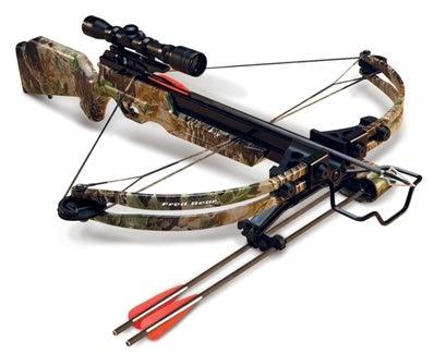 Texas Okays Crossbows