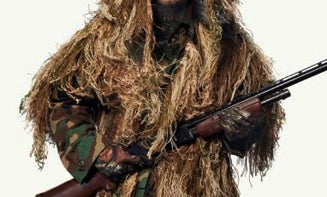 How to Make a Ghillie Suit in 4 Steps