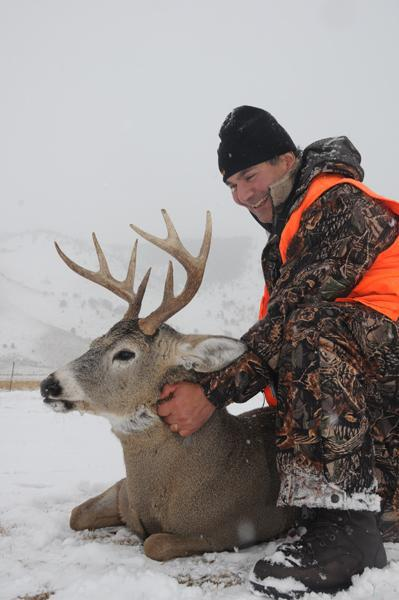 Best Day to Deer Hunt: Dec. 21