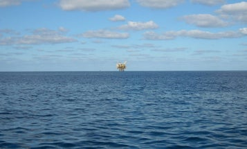 Calm Winter Days Offer Perfect Offshore Opportunities