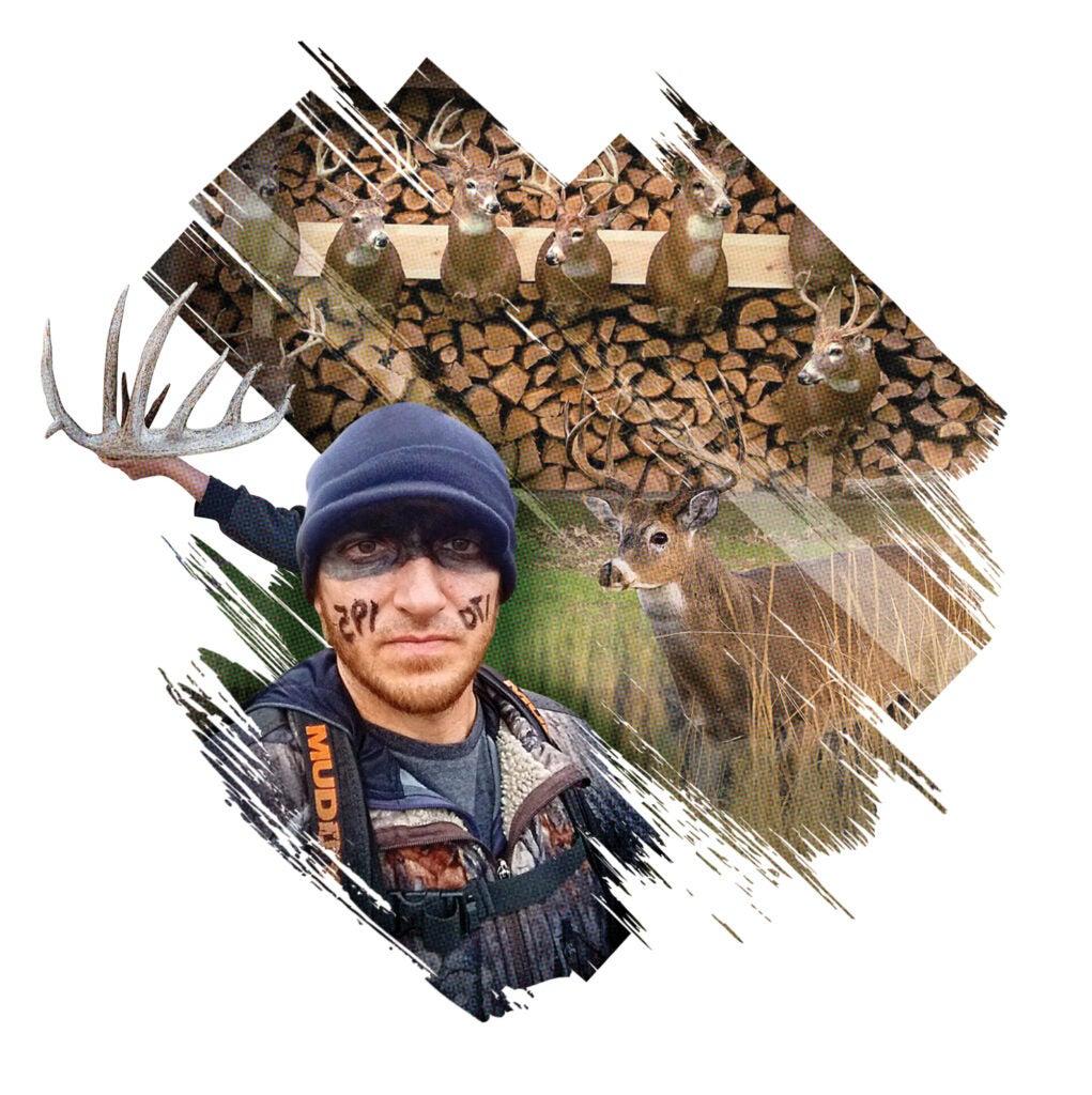 hunting deer in the rut