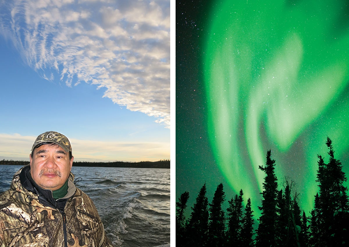 North of 60: Hunting and Fishing Great Slave Lake with the First Nations