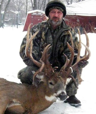 The Biggest Buck You've Never Seen Before