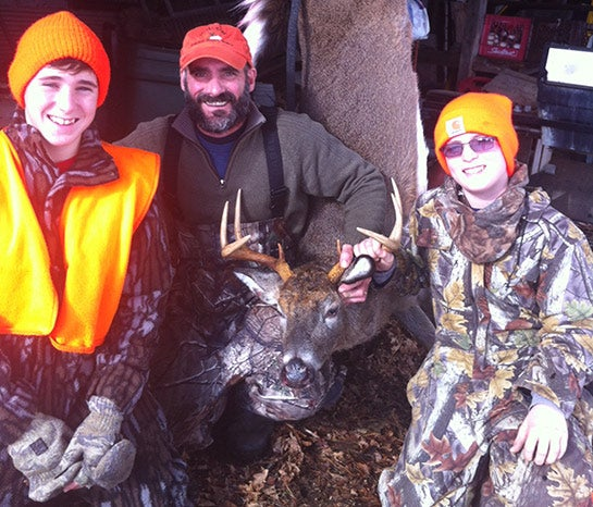 Whitetail Deer: The Fall Of My Discontent