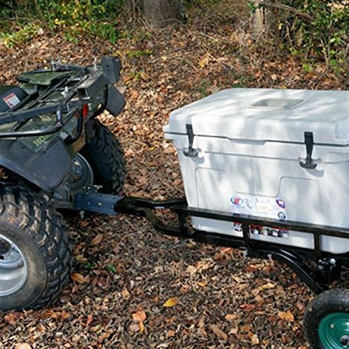 ATV hitch hauler