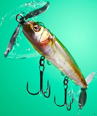 Fishing Tips: Catch Suspended Bass With Spy Baits