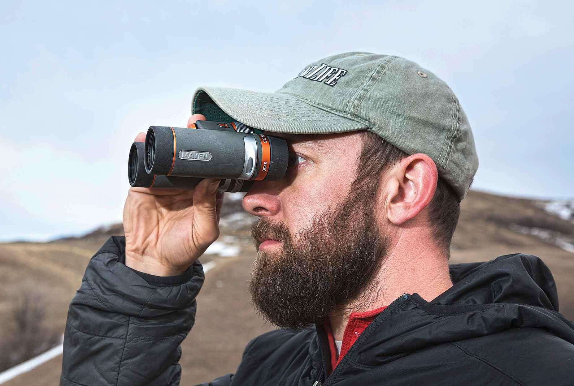 maven great buy binocular